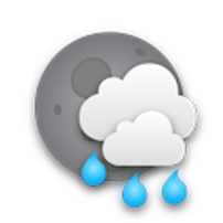 mưa to