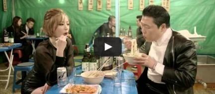 PSY - Gentleman - Video Clip nhạc mới