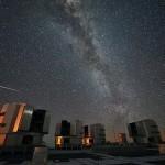 Mưa sao băng Perseids tấn công Trái đất