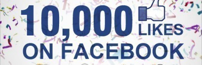 Facebook Dự báo thời tiết Hà Nội đạt 10000 like!