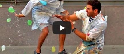 Những thước phim quay chậm ngoạn mục của The Slow Mo Guys