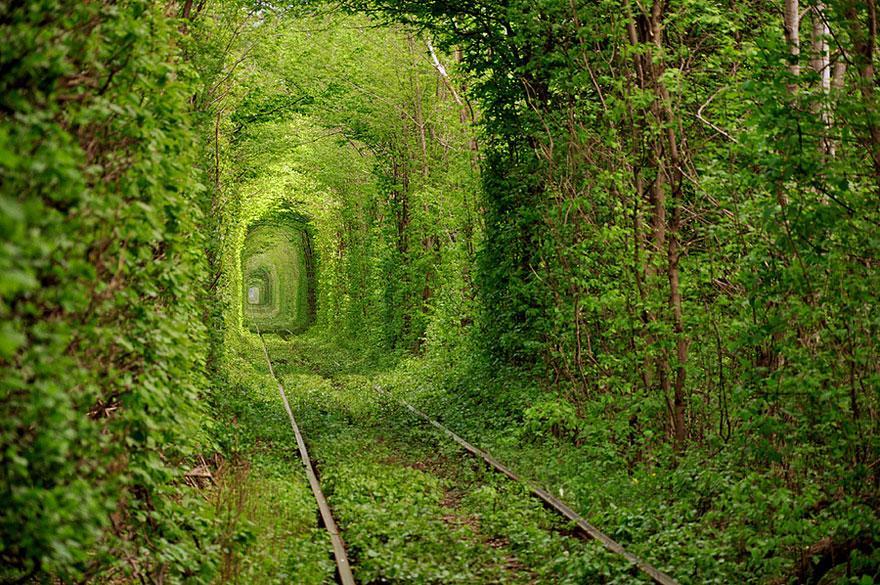 Đường hầm tình yêu, Ukraina