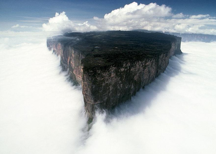 Núi Roraima, Nam Mỹ