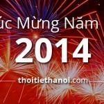 Chúc mừng năm mới 2014 !