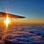 16 khung cảnh tuyệt vời bạn chỉ có thể chiêm ngưỡng từ cửa sổ máy bay