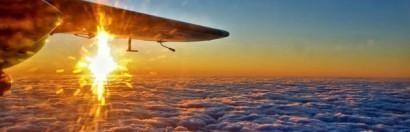 10 khung cảm tuyệt vời bạn chỉ có thể chiêm ngưỡng từ cửa sổ máy bay