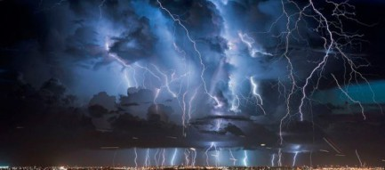 13 bức ảnh đẹp đáng kinh ngạc về những cơn thịnh nộ của thiên nhiên