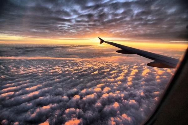 16 khung cảm tuyệt vời bạn chỉ có thể chiêm ngưỡng từ cửa sổ máy bay