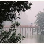 Mưa phùn tiếp tục duy trì trên các tỉnh Đông Bắc Bộ