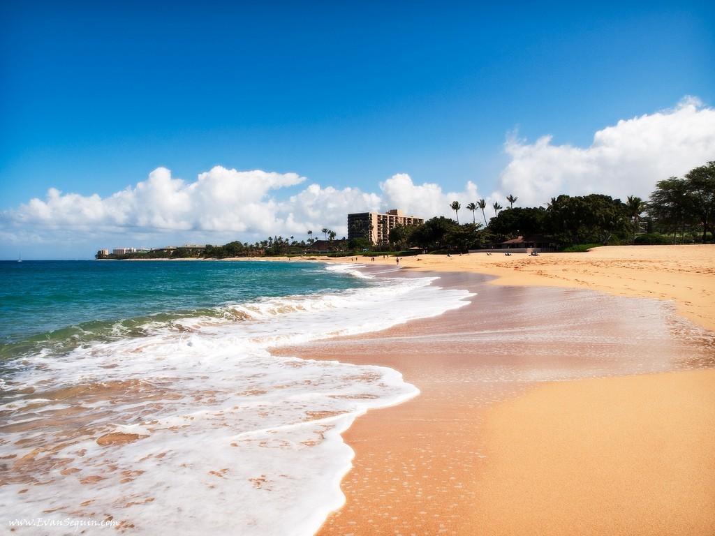 Bãi biển Ka'anapali, Lahaina, Hawaii