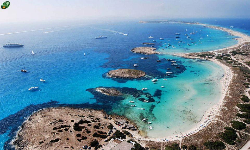 Playa de Ses Illetes, Formentera, Balearic Islands