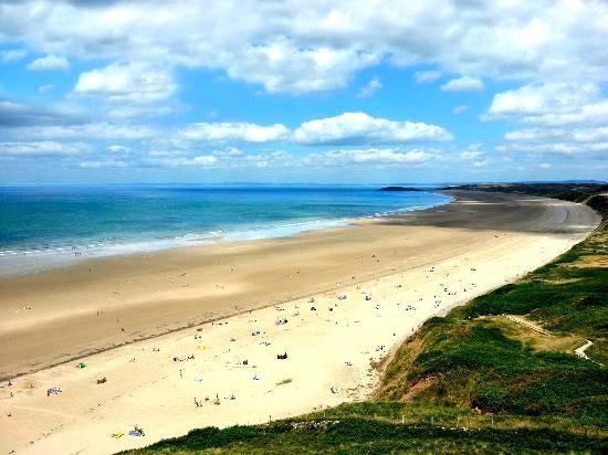 Rhossili Bay, Swansea, United Kingdom