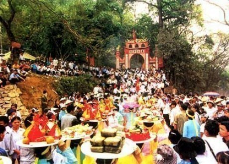 Dự báo thời tiết khu vực Hà Nội và Việt Trì nhân dịp lễ Giỗ Tổ Hùng Vương 2016