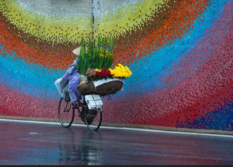 Cảnh báo mưa dông trên diện rộng tại Bắc Bộ