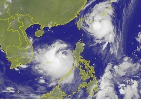 Doksuri cơn bão lớn nhất