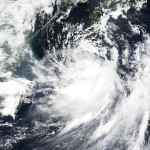 Bolaven – Cơn bão đầu tiên của năm 2018